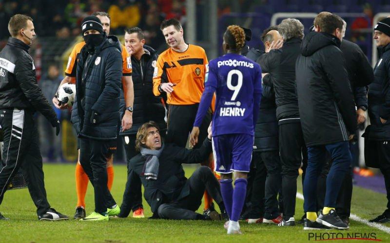 Anderlecht geeft het op en neemt deze beslissing na Standard-debacle