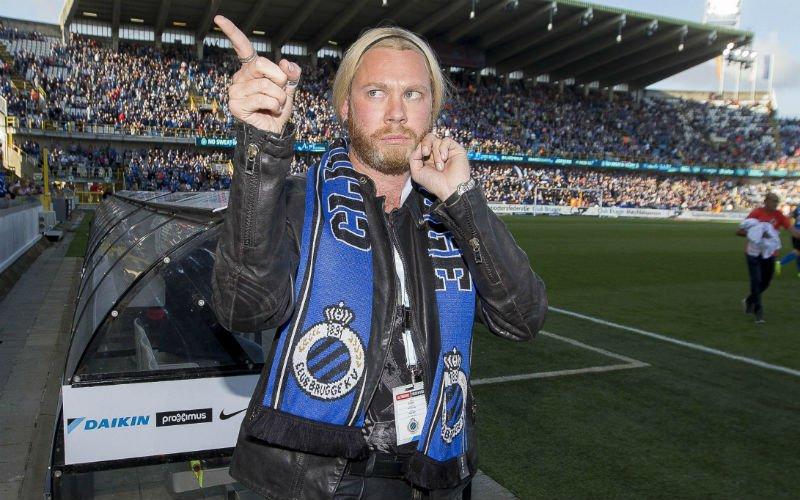 RSCA-supporters pakken Club Brugge-fan Rik Verheye hard aan tijdens optreden