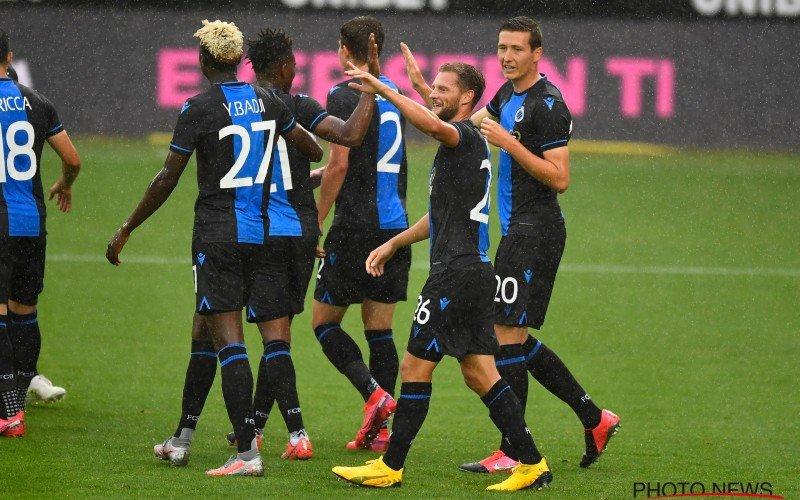Darmvirus teistert Club Brugge, vier belangrijke spelers onzeker voor bekerfinale