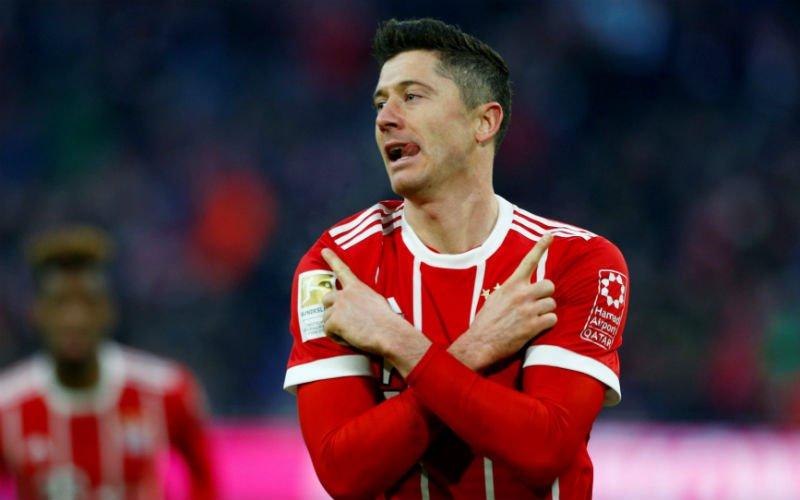 Lewandowski legt er drie in het mandje en schenkt Bayern de Supercup