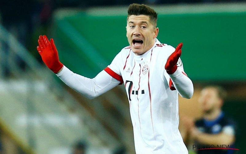 Lewandowski verrast met drastisch besluit