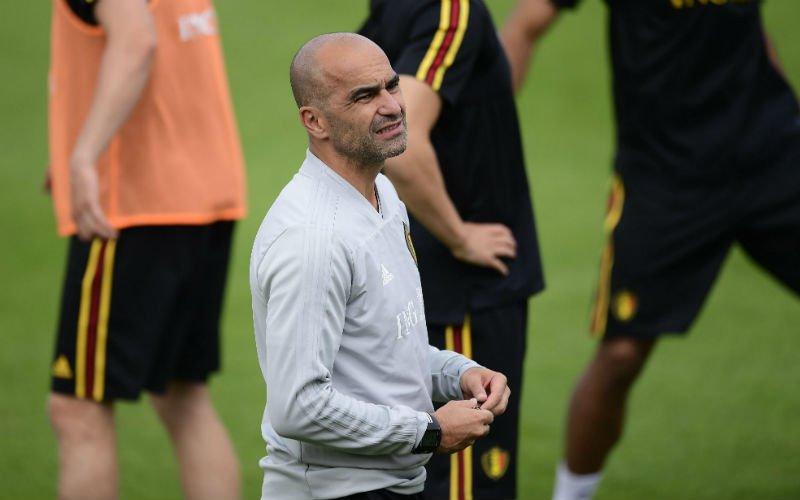 Martinez schept duidelijkheid over speelkansen Vermaelen én Kompany