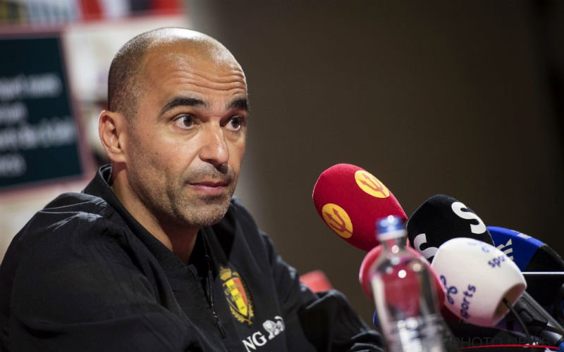 'Martinez dreigt Mertens eruit te gooien voor het WK'