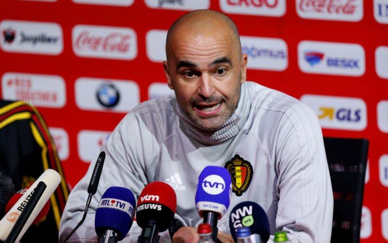 Martinez noemt twee kandidaat-Rode Duivels die nog mogen hopen op WK