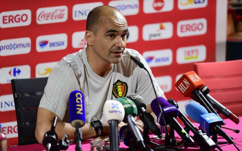 Martinez reageert op mogelijke overstap naar Spaanse nationale ploeg