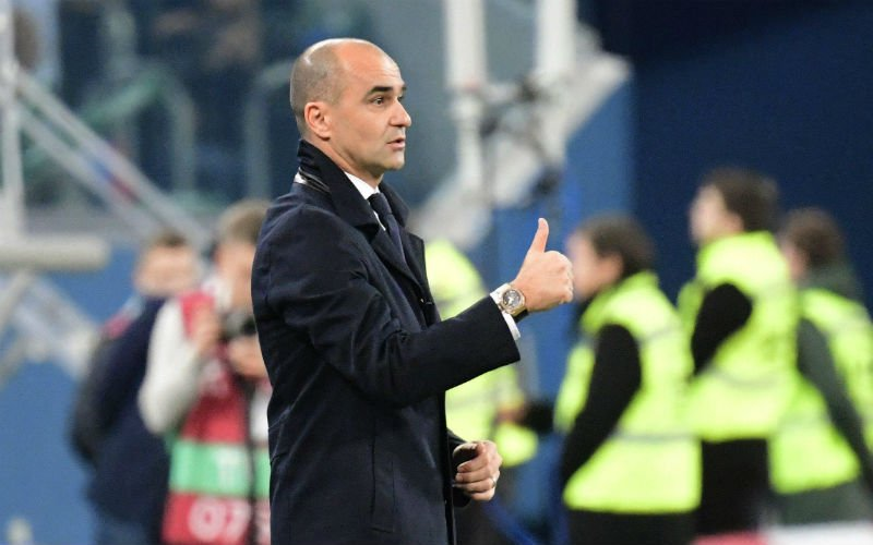 Martinez zwaar onder de indruk van één Rode Duivel: