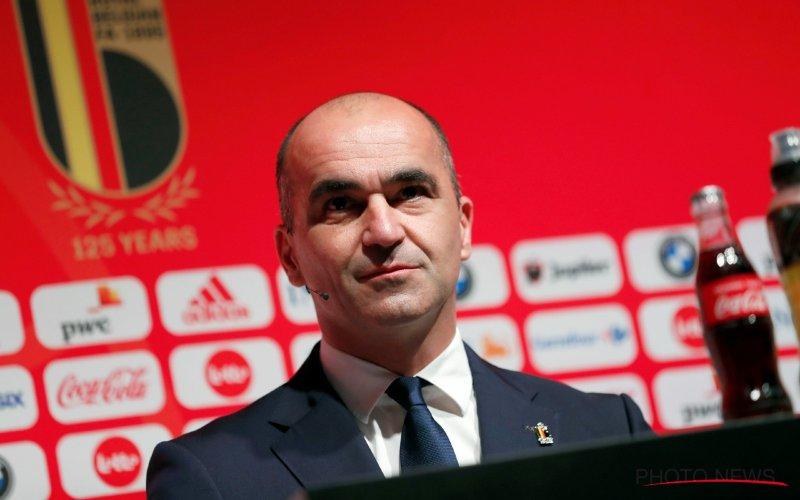 Roberto Martìnez vooral lovend voor één Rode Duivel: