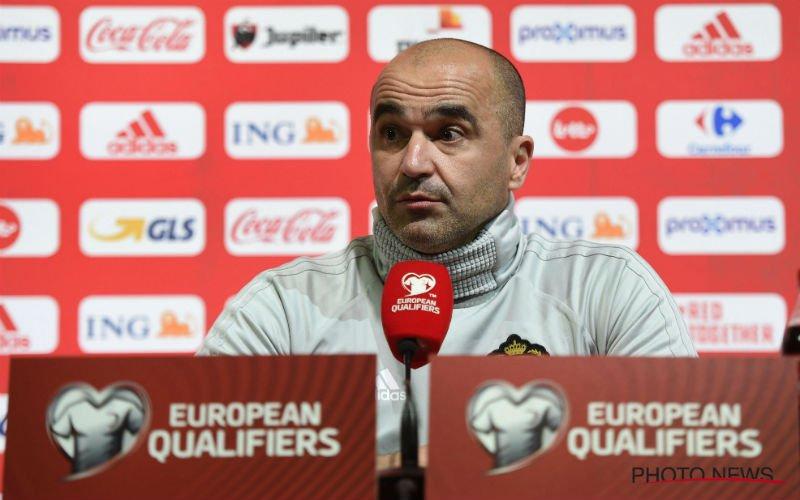 'Martinez schuift deze 5 spelers zonder pardon aan de kant bij Rode Duivels'