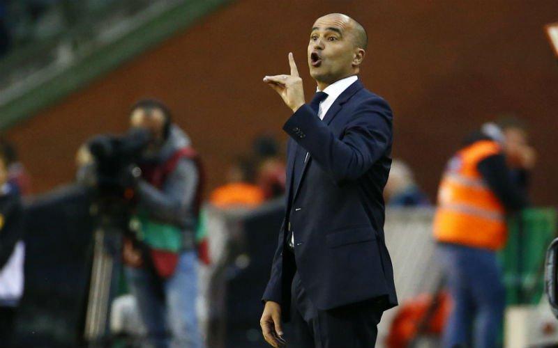 Roberto Martinez maakt zich zorgen over deze Rode Duivels:
