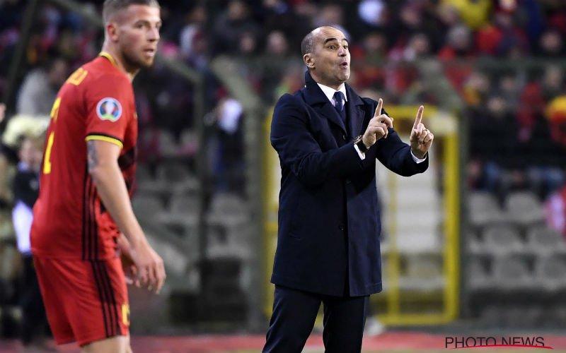 'Martinez gaat overstag, Rode Duivels spelen oefenpot tegen dit topland'