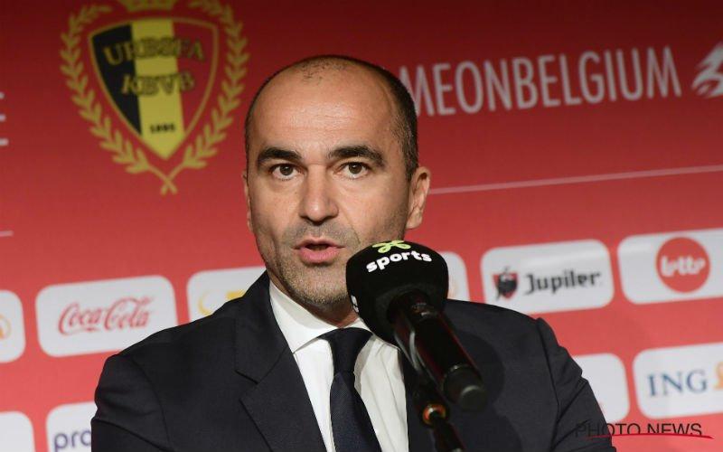 'Roberto Martinez wil Rode Duivels al voor EK verlaten'