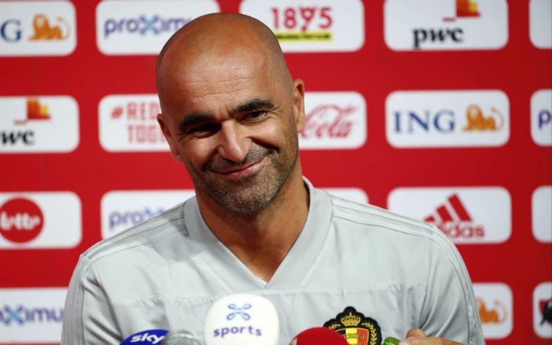 'Martinez kiest tegen Zwitserland voor deze elf spelers'