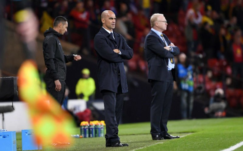 'Martinez verrast en dropt tegen IJsland 2 onverwachte namen in de basis'