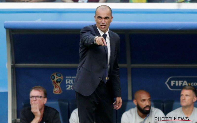 Martinez kiest voor deze elf tegen Zwitserland
