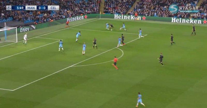 Uitgerekend uitgeleende speler scoort na wondermooie solo tegen Manchester City (Video)