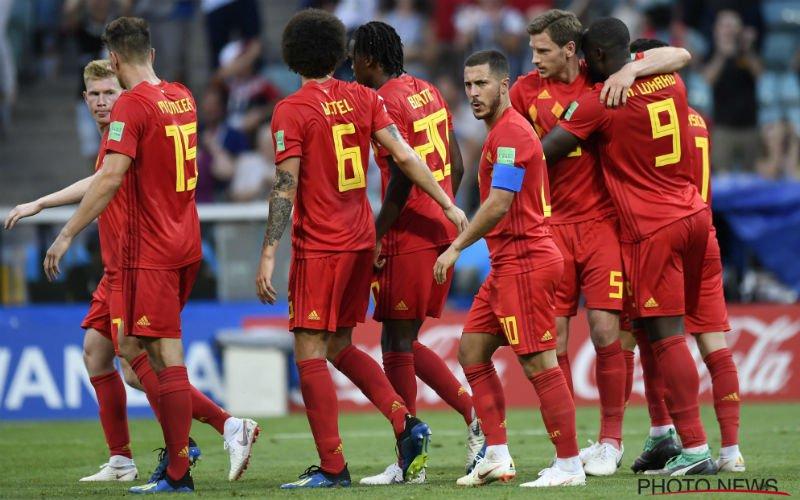 """Genadeloos oordeel over België: """"Kwartfinales worden ze weggespeeld"""""""
