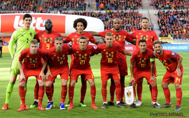 'Déze speler zal de grote man zijn tijdens België-San Marino'