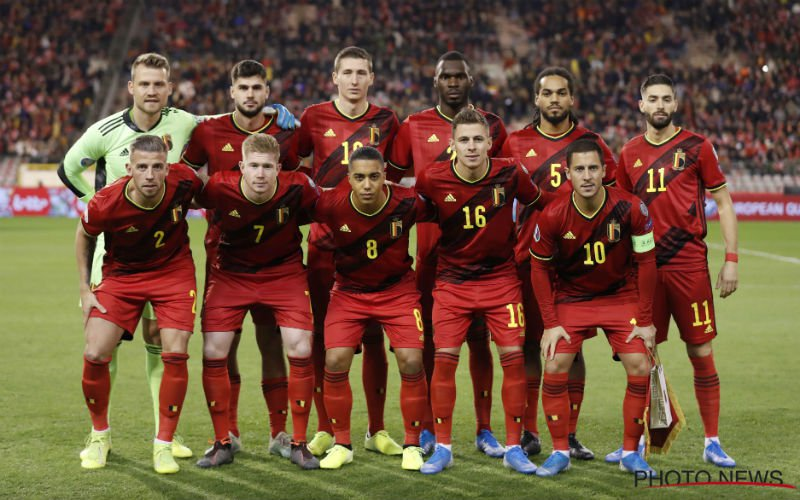 """Fans Club Brugge en Anderlecht in de clinch tijdens België-Cyprus: """"Zwijg gewoon!"""