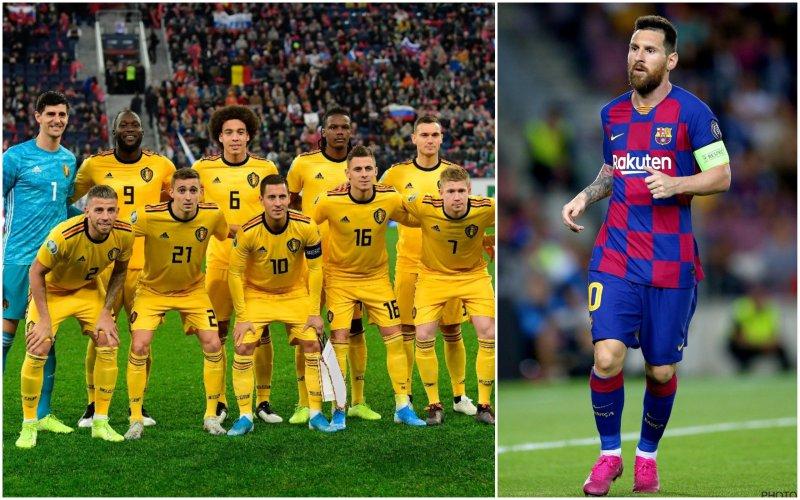 'Barcelona slaat toe en haalt deze 2 Rode Duivels binnen'