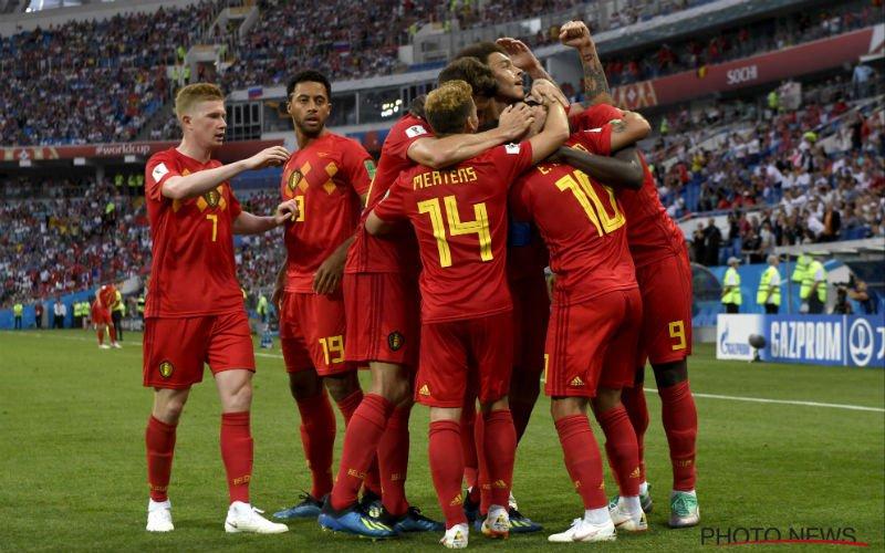 'International neemt ingrijpend besluit en stopt per direct als Rode Duivel'