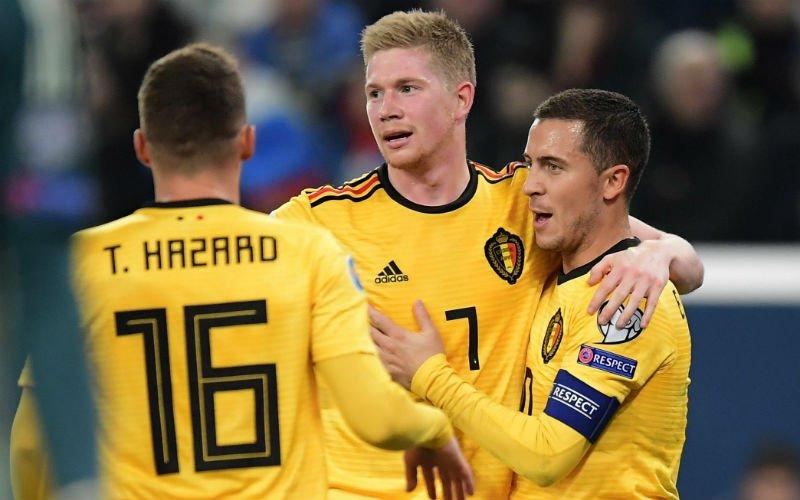 'Martinez voert drie wissels door en kiest tegen Cyprus voor dit elftal'