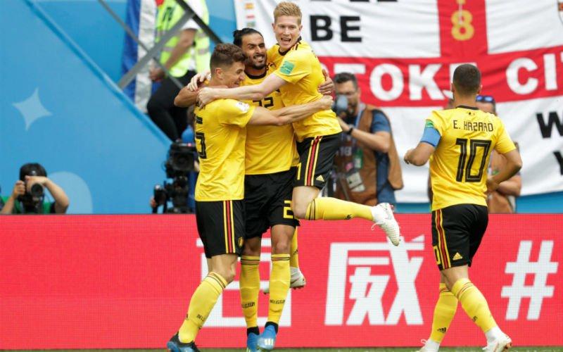 Rode Duivels grijpen ondanks sterk WK naast eerste plaats op FIFA-ranking