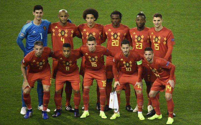 Dit zijn de mogelijke tegenstanders: zware EK-loting dreigt voor België