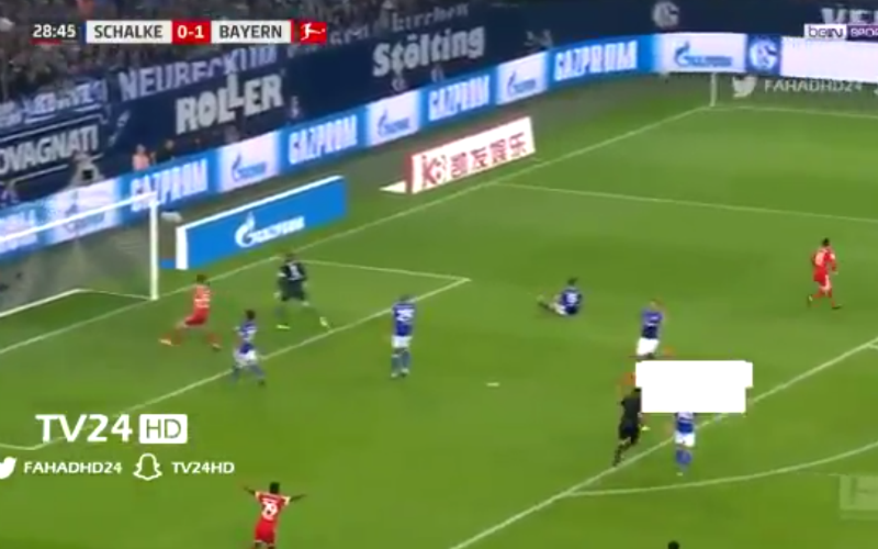 James Rodríguez opent zijn rekening in München (video)