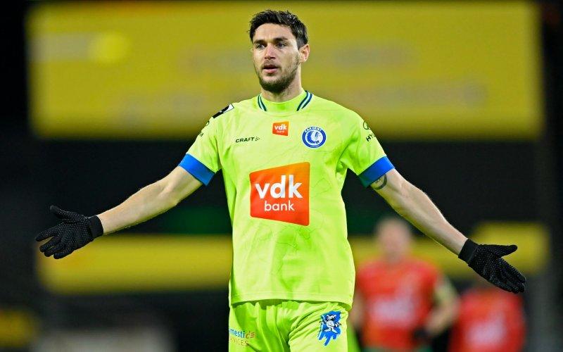 'Roman Yaremchuk razend na beslissing Vanhaezebrouck'