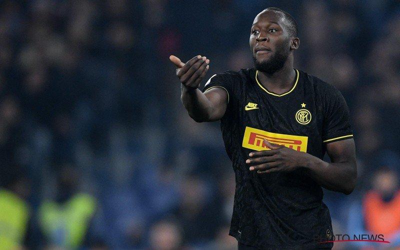 'Romelu Lukaku lokt na Dries Mertens nóg een Rode Duivel naar Inter'
