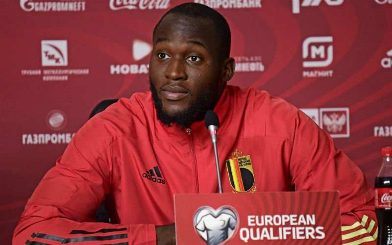 Romelu Lukaku heeft er genoeg van: