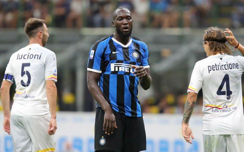 'Manchester City verrast Romelu Lukaku met superbod'