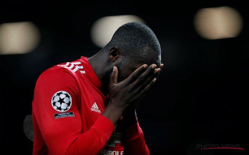 Lukaku legt het grote probleem bij Manchester United bloot