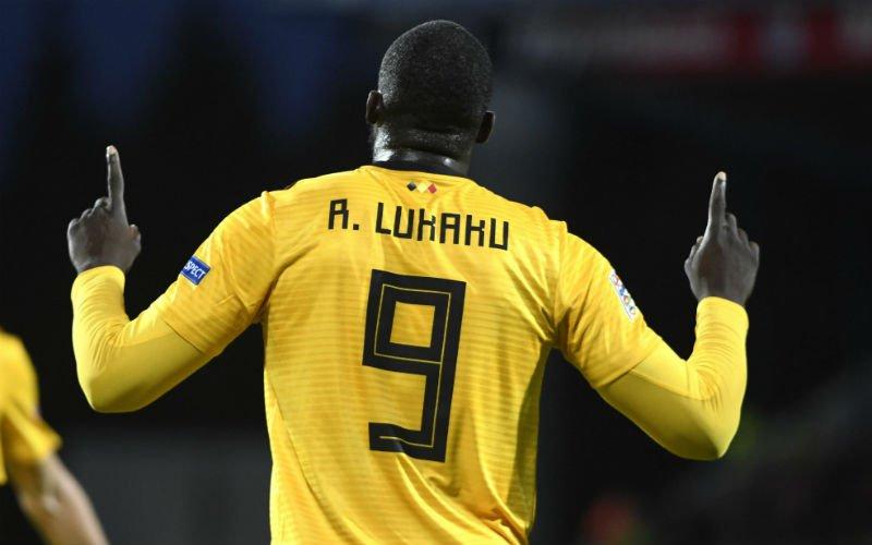 """Lukaku verbaast de hele wereld: """"Ongelofelijk en gek"""""""