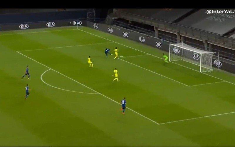 Lukaku zet Inter op voorsprong tegen Getafe met dit heerlijk doelpunt (VIDEO)