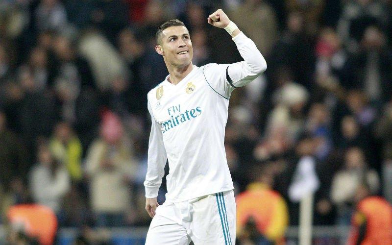 Cristiano Ronaldo komt binnenkort in België spelen