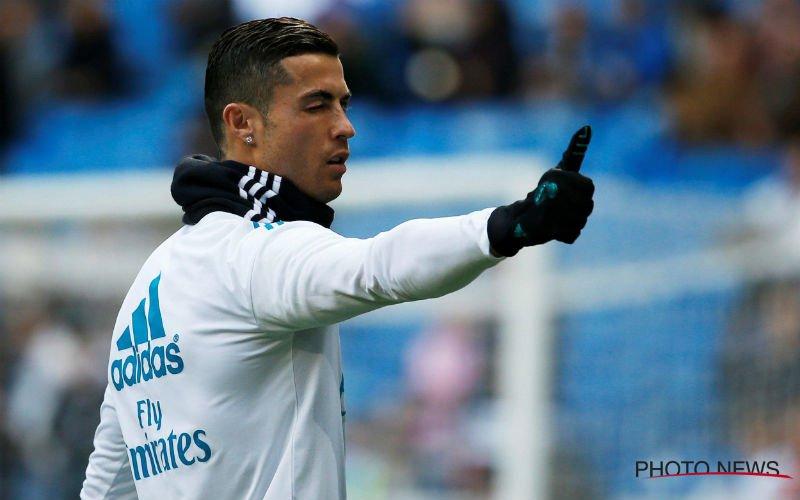 'Ronaldo eist dat ploegmaat eruit wordt gegooid, Zidane gehoorzaamt'