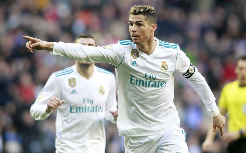 Ronaldo verbaast hele wereld met deze geweldige actie