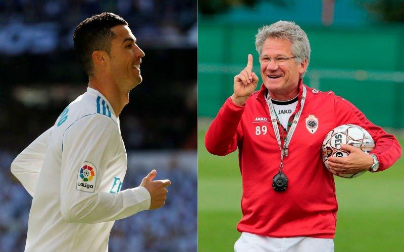 Bölöni vertelt geweldige anekdote over Cristiano Ronaldo