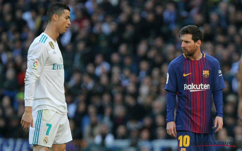 Wie is de beste? Tévez ziet één groot verschil tussen Ronaldo en Messi