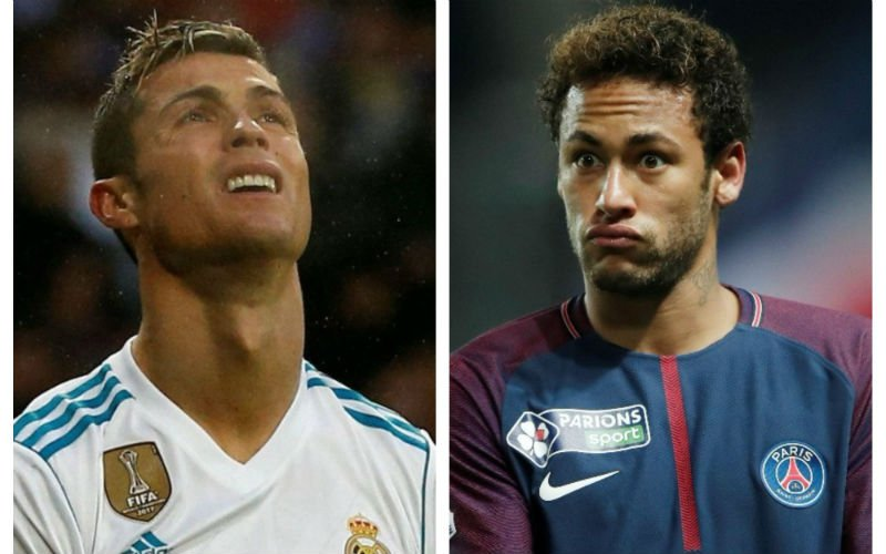 'Real Madrid betrekt Ronaldo in spectaculaire transfer Neymar'