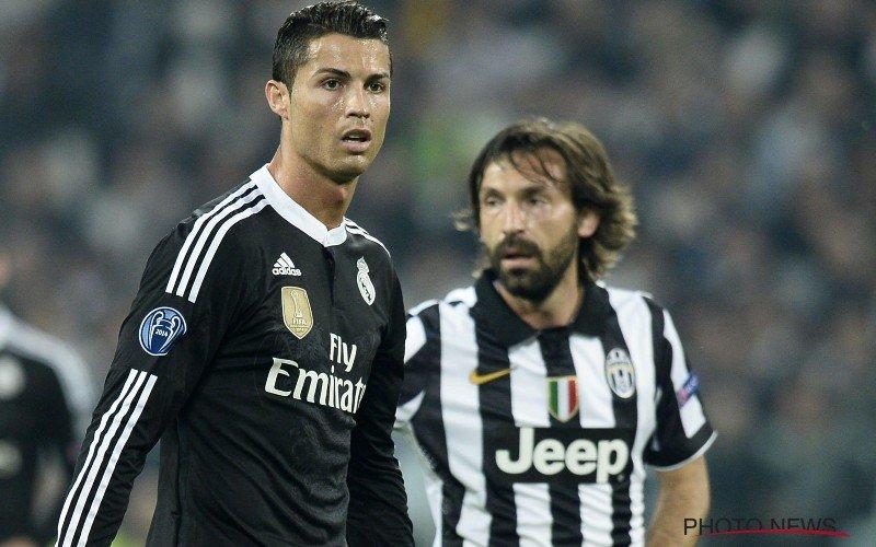 Pirlo clasht meteen met Ronaldo: 'Megatransfer in stroomversnelling'