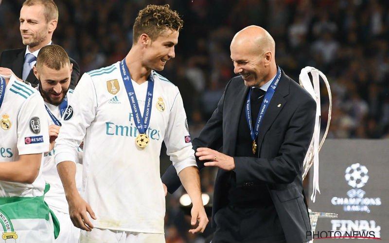 'Ronaldo lokt Zidane en deze drie Real Madrid-sterren naar Juventus'