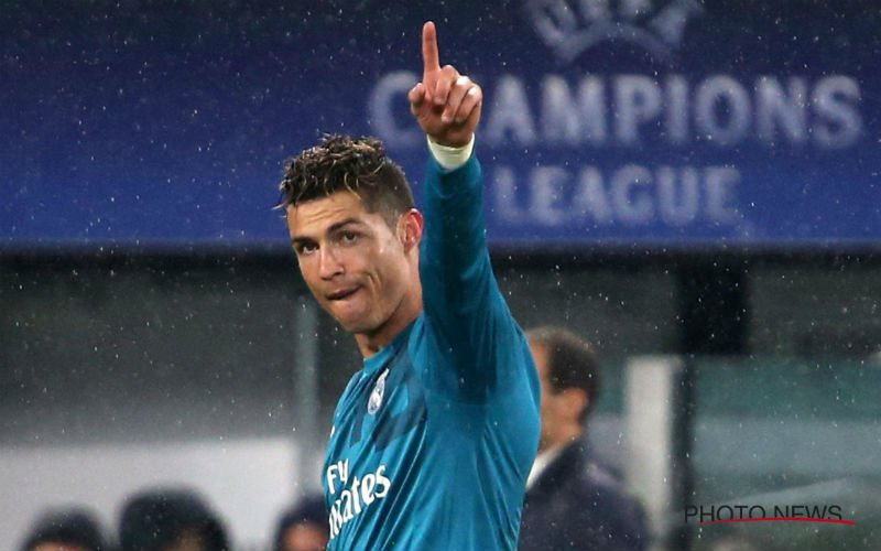 """Ronaldo ging eigenlijk naar rivaal: """"Hij was hier met zijn moeder"""""""