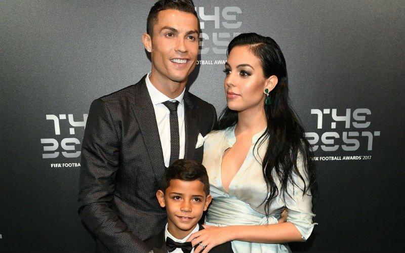 'Straf nieuws over Cristiano Ronaldo en Georgina Rodriguez lekt uit'