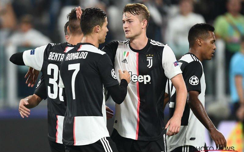 'Matthijs de Ligt kan na 1 jaar Juventus nieuwe knaltransfer van 100 miljoen maken'