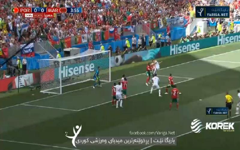 Wat een fenomeen: Ronaldo zorgt al meteen voor de 1-0 (Video)