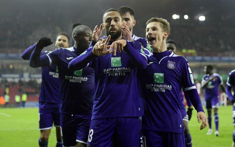 Anderlecht komt met de schrik vrij na vreemde invalbeurt van Zulj