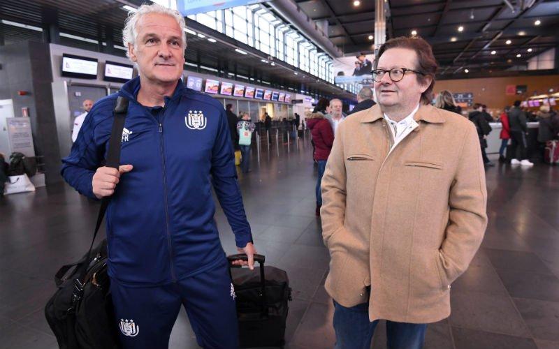 Coucke ligt zwaar overhoop met Rutten: 'Dit is er aan de hand'