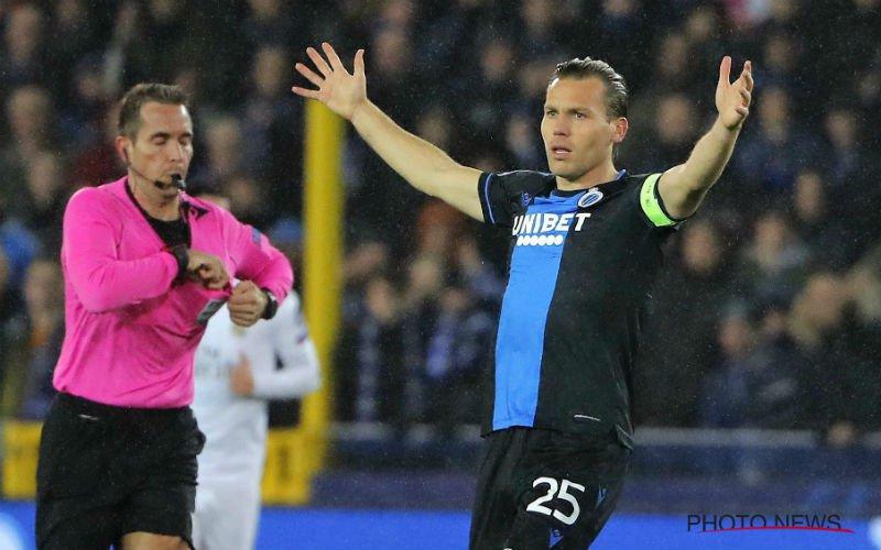 'Club Brugge heeft probleem met Ruud Vormer'